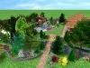 Ландшафтний дизайн, 3-D візуалізація