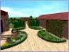 Ландшафтний дизайн, 3-D візуалізація, Гуровщина 2