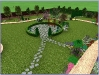 Ландшафтний дизайн, 3-D візуалізація, Гуровщина 3