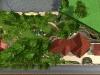 Ландшафтний дизайн, 3-D візуалізація вид зверху, Калинівка 2