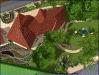Ландшафтний дизайн, 3-D візуалізація вид зверху, Калинівка