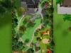 Ландшафтный дизайн, 3-D визуализация вид сверху, Гореничи